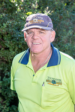 Toowoomba Landscape Supplies' Mike Darbyshire & Team